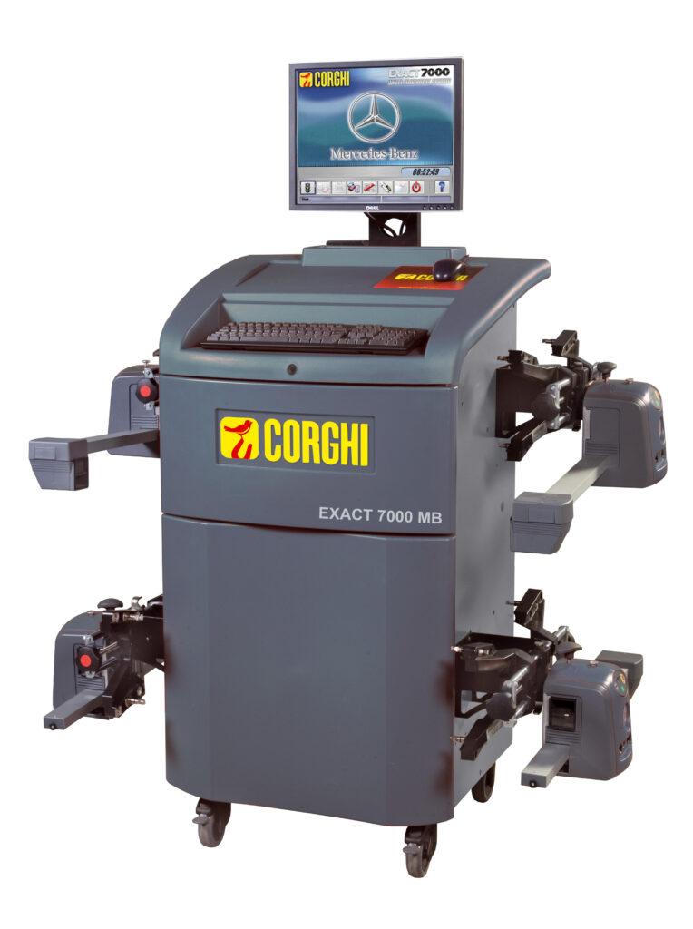 Corghi EXACT-7000_MB
