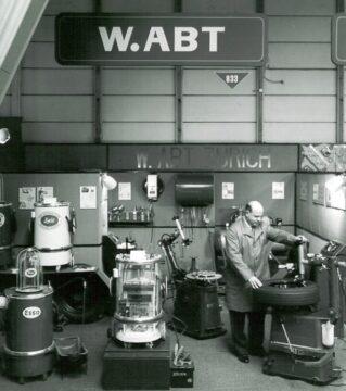 Unternehmensgründung durch Willy ABT