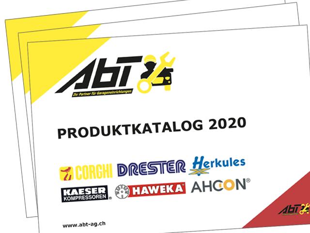 ABT AG Produktkatalog 2020